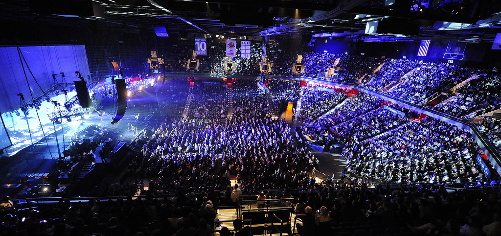 Mohegan Sun Arena Ranked In Top 10 Of Usa Concert Venues