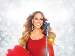 Mariah Carey All I Want For Christmas Mic Feed.Hallmark Channel Presents Mariah Carey All I Want For